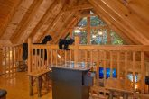 Pigeon Forge Cabin with Arcade Game