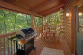 1 Bedroom Cabin with a Gas Grill