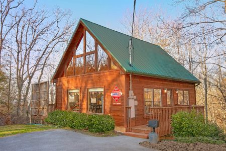 Heavenly Dreams: 1 Bedroom Gatlinburg Cabin Rental