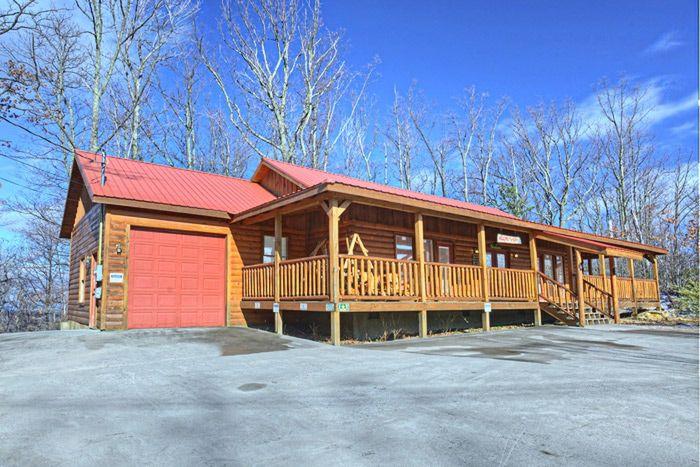 Gatlinburg cabin for rent chalet village gatlinburg for Cabins for rent gatlinburg
