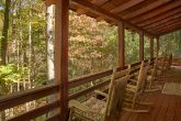 Secluded Cabin with Wooded Views and Hot Tub