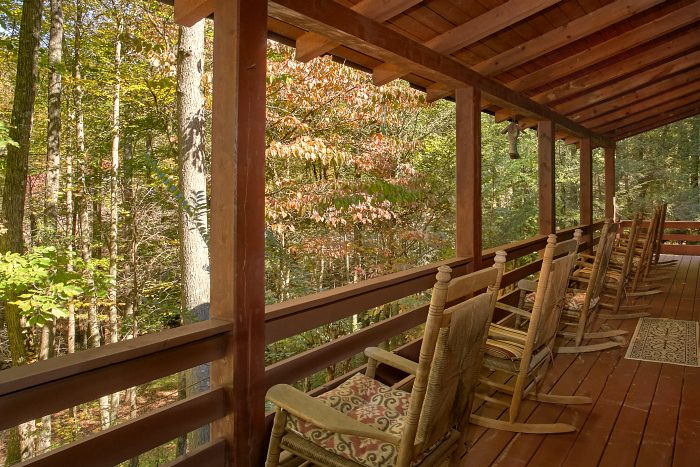 Secluded Cabin with Wooded Views and Hot Tub - Ponderosa