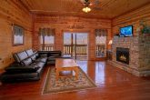 Premium 6 Bedroom Cabin with Fireplace