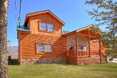 Cabin with Indoor Pool and Theater in Gatlinburg