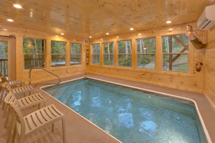 Private Hot Tub 2 Bedroom Pool Cabin - Pool N Around