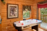 2 Bedroom Cabin with Air Hockey Game and Pool
