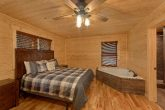 Luxury Cabin with 2 Private Jacuzzi Tubs
