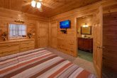King Bedroom with Private Bathroom on main level