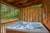 Resort Cabin with Hot Tub and Swimming Pool