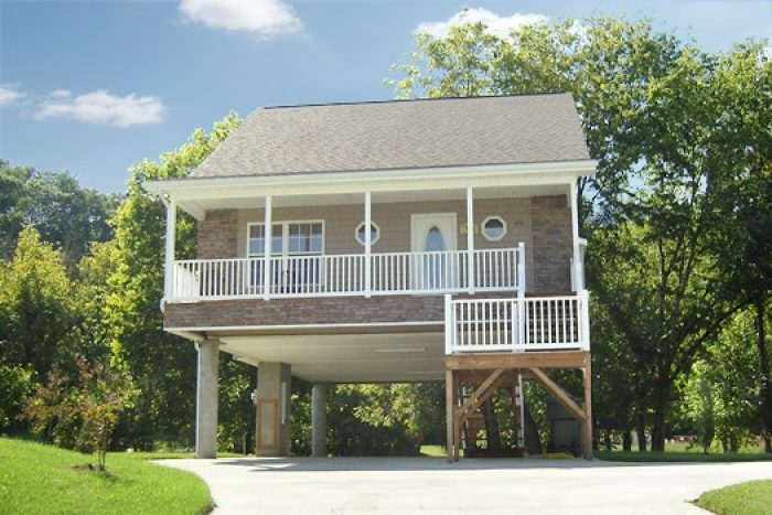 Rippling Waters Vacation Home Rental Photo