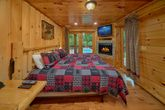 6 Bedroom Cabin Sleeps 20 Fireplaces in Bedrooms