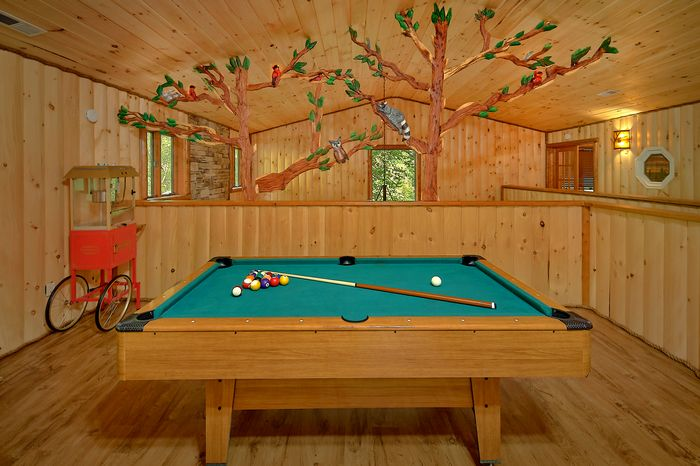 6 Bedroom With Pool Table and Air Hockey - River Adventure Lodge