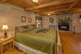 Affordable 1 Bedroom Cabin with Wood Fireplace