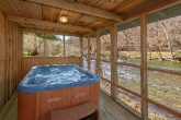1 Bedroom Cabin with Hot Tub
