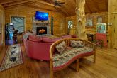 Fire Pit by the River 2 Bedroom Cabin Sleeps 6