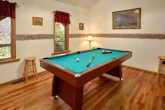 2 Bedroom Cabin on the River with Pool Table