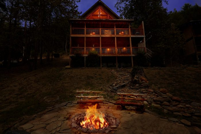 River Paradise Cabin Rental Photo