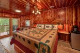 Premium 2 bedroom Cabin with King Master Suite