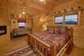 Smoky Mountain Cabin with 4 King Bedrooms