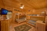Spacious Cabin with a Wet Bar & Game Room