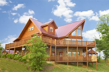 6 Bedroom Pigeon Forge Cabin Rentals | Group Cabins