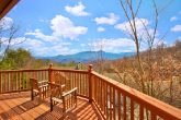 Gatlinburg Cabin with Mountain Views and Deck