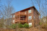Spacious 3 Bedroom Gatlinburg Cabin with Views