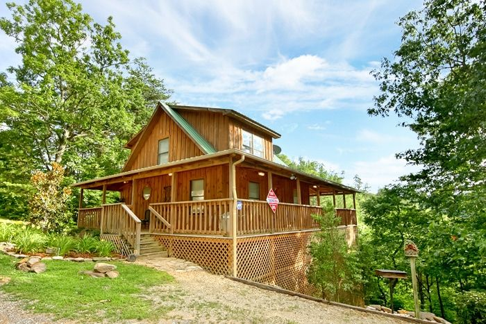 Smoky mountain cabin rental in sevierville near pigeon forge - 3 bedroom cabins in gatlinburg tn cheap ...