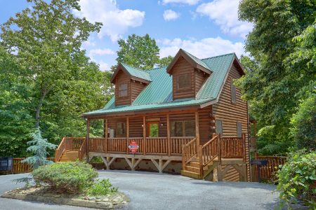 Second Glance: 3 Bedroom Gatlinburg Cabin Rental