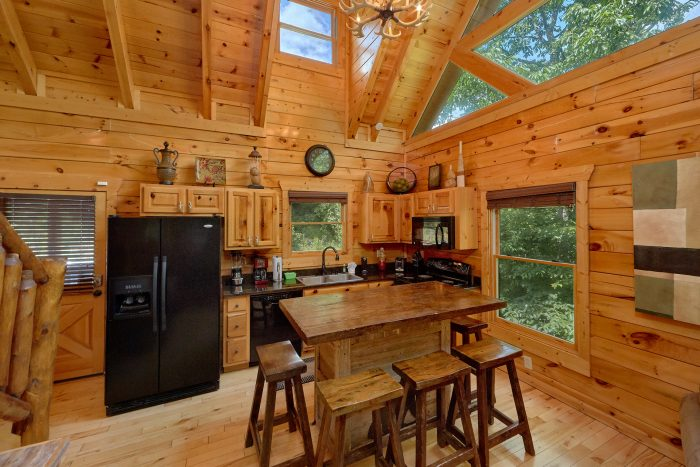 3 Bedroom Cabin in Settlers Ridge Resort - Settlers Ridge Cabin