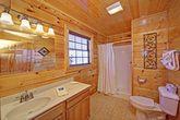 Cabin with Spacious Bathroom