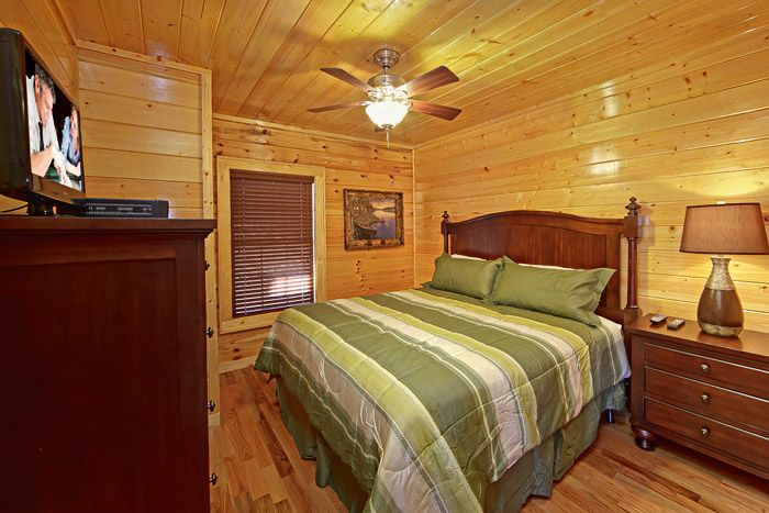 Cabin with King Size Bed - Shakonohey