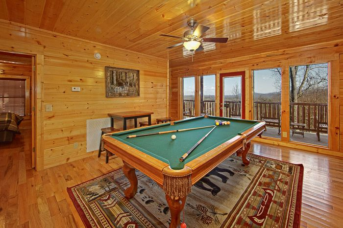 Cabin with Pool Table - Shakonohey