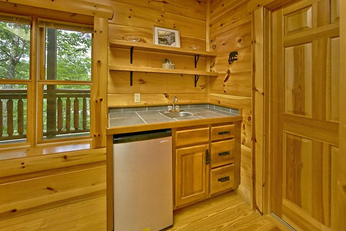 5 bedroom cabin with kitchenette - Shoot the Moon