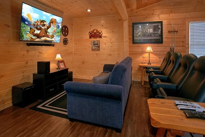 Simply Irresistible Cabin Rental Photo