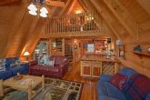 Gatlinburg Chalet Village 3 Bedroom Sleeps 8