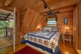 3 Bedroom Cabin Main Floor Bedroom Sleeps 8