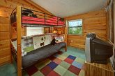 Cabin with Futon Bunk Bed