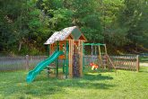 3 Bedroom Cabin with Resort Playground Access