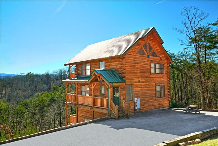 Featured Property Photo   Smokies View Cabin ...