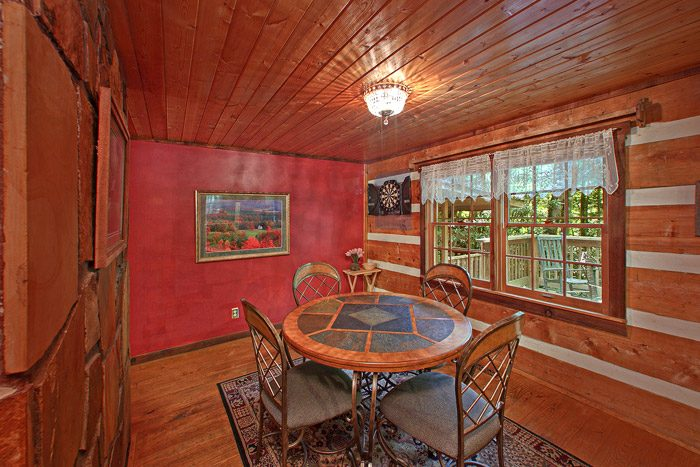 Lovely Dinning Room - Smoky Mountain High