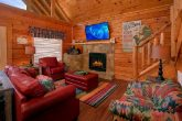 Luxury Cabin with Fireplace and Sleeper Sofa