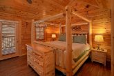 Premium Cabin with Private King Bedroom