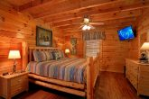 Luxurious Cabin with 2 Private King Bedrooms