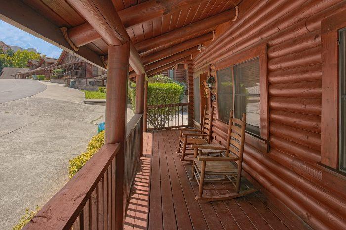 2 bedroom cabin in Golf View Resort - Southern Deluxe