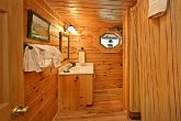 Cabin with Private Bathroom