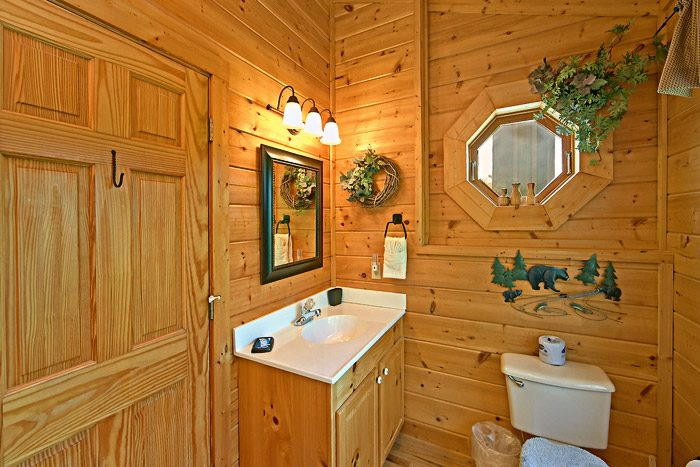 Cabin with Two Bathrooms - Spirit of the Valley