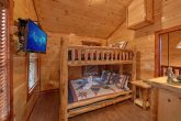 Premium Cabin with Pool that sleeps 8