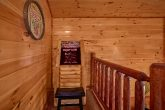 Luxurious 2 Bedroom Cabin with Arcade Game