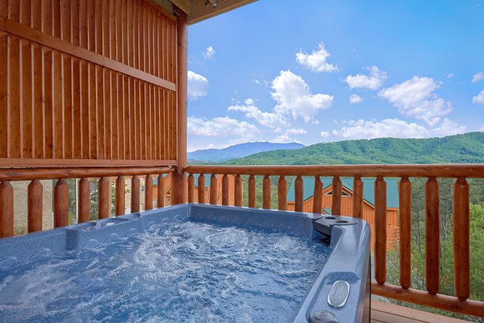 2 Bedroom Cabin with Hot Tub and Indoor Pool - Splash Mountain Lodge
